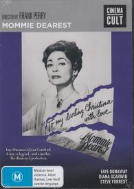 Mommie Dearest –  Faye Dunaway DVD