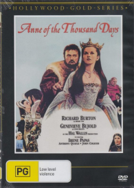 Anne Of The Thousand Days –  Richard Burton