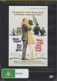 What's So Bad About Feeling Good? – George Peppard DVD