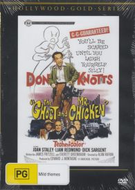 The Ghost and Mr. Chicken –  Don Knotts DVD