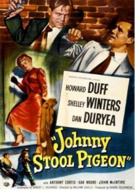 Johnny Stool Pigeon – Howard Duff DVD