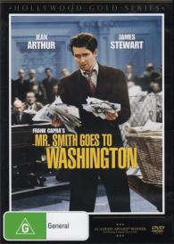 Mr. Smith Goes to Washington – James Stewart DVD