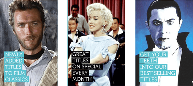 Classic Movies on DVD - Film Classics