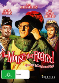 The Mouse That Roared – Peter Sellers DVD