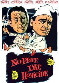 No Place Like Homicide (aka What a Carve Up) –  Sidney James DVD