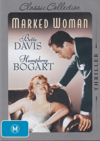 Marked Woman – Bette Davis DVD