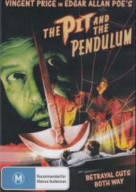 The Pit and the Pendulum – Vincent Price DVD