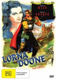 Lorna Doone –  Barbara Hale DVD