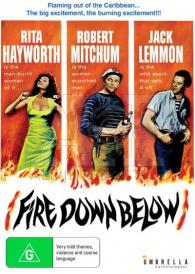 Fire Down Below – Robert Mitchum DVD