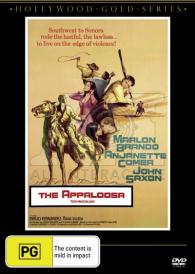 The Appaloosa – Marlon Brando DVD