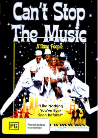 Can't Stop the Music – The Village People DVD