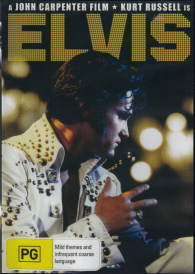 Elvis – Kurt Russell DVD