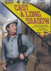 Cast a Long Shadow –  Audie Murphy DVD