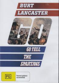 Go Tell the Spartans –  Burt Lancaster DVD
