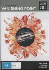 Vanishing Point – Barry Newman DVD