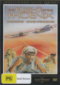 The Flight of the Phoenix –  James Stewart DVD