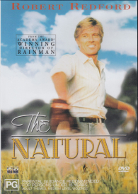 The Natural –  Robert Redford DVD