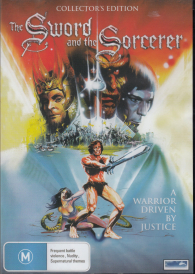 The Sword and the Sorcerer –  Lee Horsley DVD