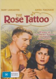 The Rose Tattoo – Burt Lancaster DVD