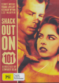 Shack Out on 101  –  Frank Lovejoy DVD