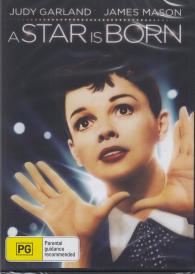 A Star Is Born –  Judy Garland DVD