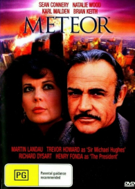 Meteor – Sean Connery DVD