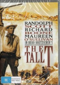The Tall T – Randolph Scott DVD