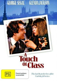 A Touch of Class – George Segal DVD