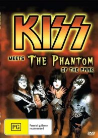 KISS Meets the Phantom of the Park – New Region All DVD