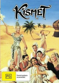 Kismet ( Howard Keel ) – DVD