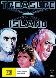 TREASURE ISLAND In OUTER SPACE ( Ernest Borgnine ) – New Region All  (4 DVD)