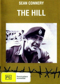 The Hill – Sean Connery  DVD