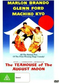 The Teahouse of the August Moon –  Marlon Brando / Glenn Ford – New Region All