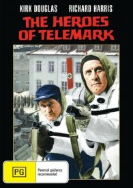Heroes Of Telemark ( Kirk Douglas ) – New Region All