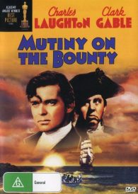 Mutiny On The Bounty – Clark Gable DVD