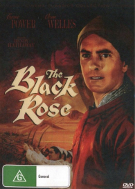 The Black Rose  – Tyrone Power DVD