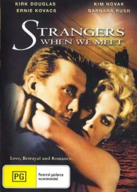 Strangers When We Meet – Kirk Douglas Region All DVD