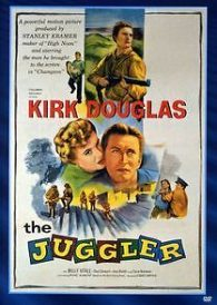 The Juggler ( Kirk Douglas ) – New Region All