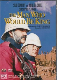 The Man Who Would Be King – Sean Connery DVD
