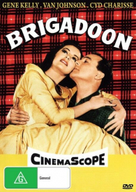 Brigadoon – Gene Kelly – New Region All DVD ( PAL )