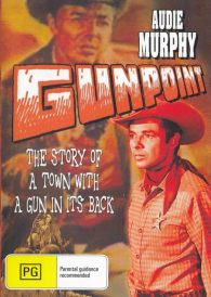 Gunpoint – Audie Murphy DVD