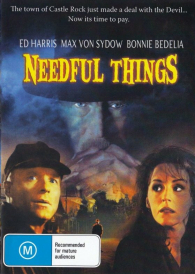 Needful Things – Stephen King  DVD
