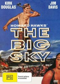 The Big Sky – Rare Colorized Version ( Kirk Douglas ) – New Region All DVD