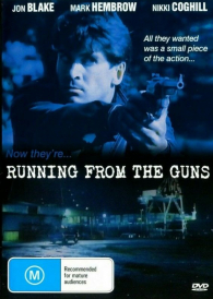 Running from the Guns – Jon Blake – New Region All ( PAL )