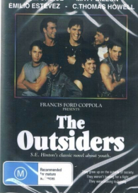 The Outsiders – C.Thomas Howell DVD
