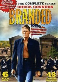 Branded  : ( The Complete Series ) 6dvd – New Region All
