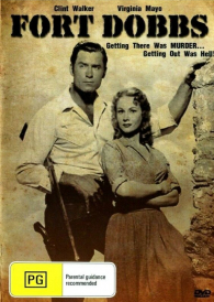 Fort Dobbs – Clint Walker DVD