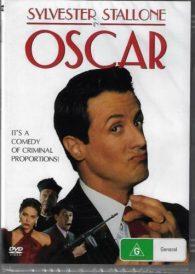 Oscar – Sylvester Stallone DVD
