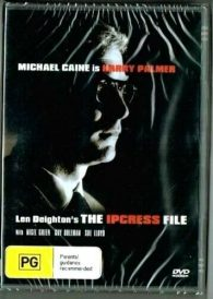 The Ipcress File – Michael Caine DVD