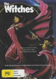 The Witches – Angelica Huston  DVD